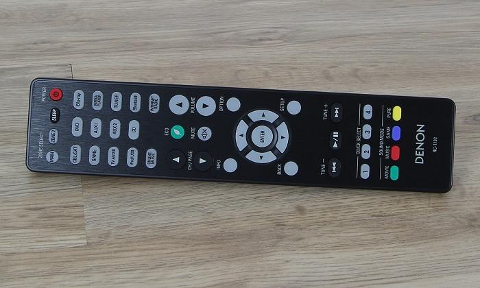 Denon AVR-X3300W Fernbedienung