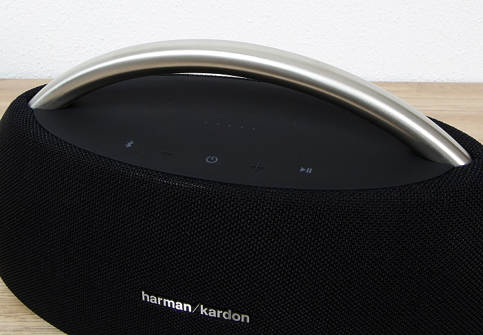 Harman Kardon Go + Play Buegel Bedienelemente2