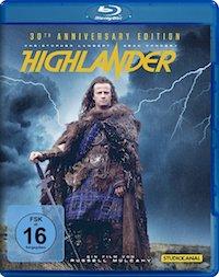 Highlander - 30th Anniversary Edition Blu-ray Disc