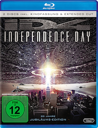 Independence Day - Extended Cut Blu-ray Disc