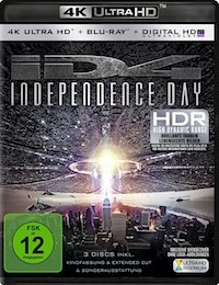 Independence Day Ultra HD Blu-ray