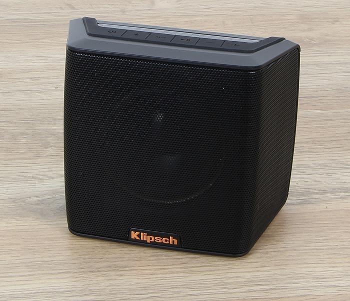 Klipsch Groove Front Seitlich2