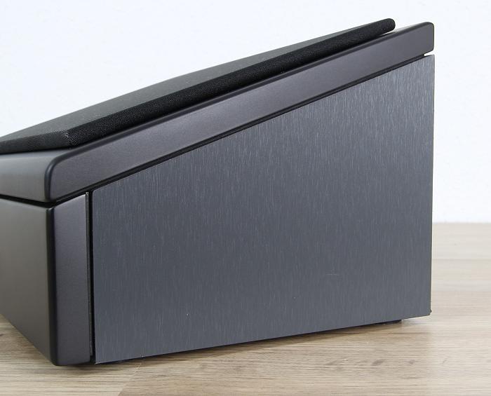 Magnat Cinema Ultra THX AEH 400-ATM Verarbeitung