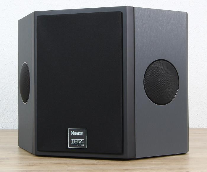 Magnat Cinema Ultra THX RD 200-THX Front Seitlich1