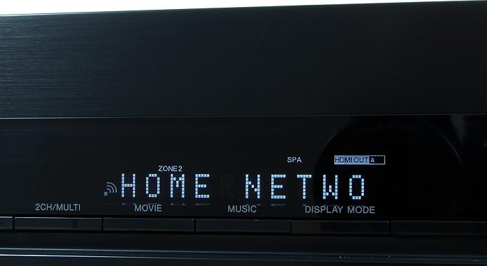 Sony STR-DN1070 Display