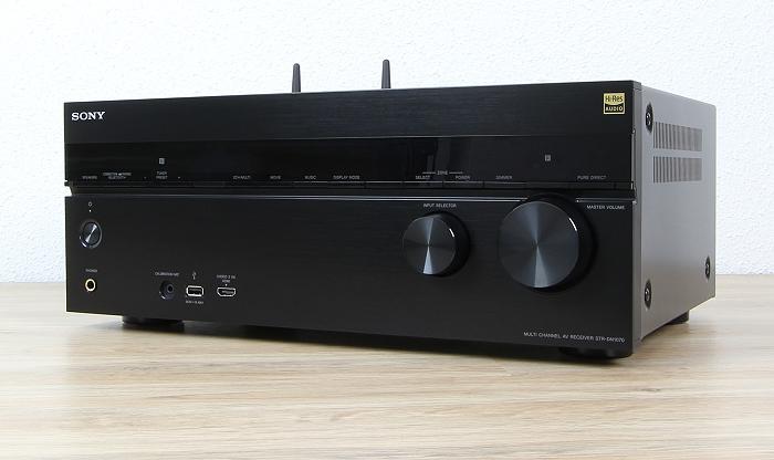 Sony STR-DN1070 Front Seitlich3