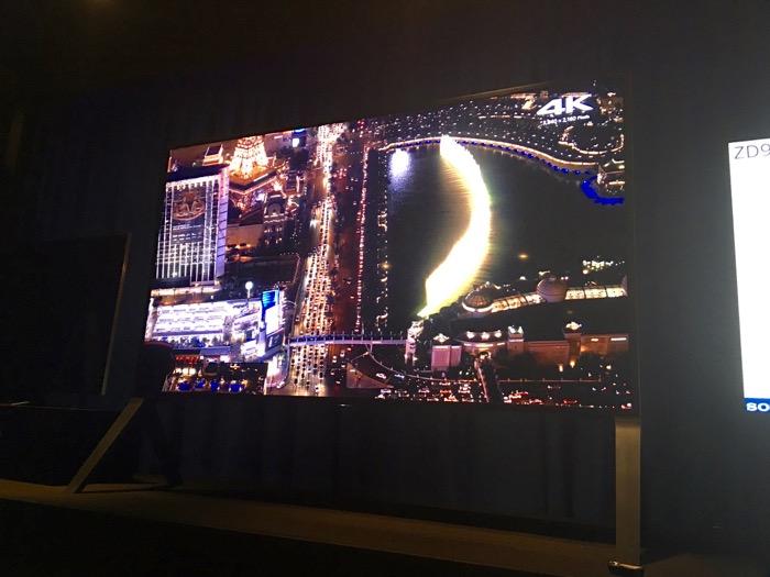 Sony ZD9_demo