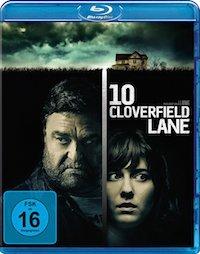 10 Cloverfield Lane Blu-ray Disc