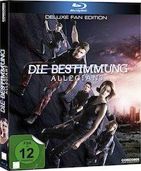 Die Bestimmung - Allegiant Blu-ray Disc
