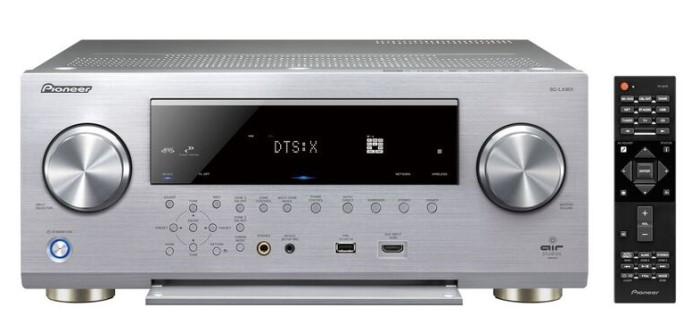 Pioneer SC-LX901 Silver