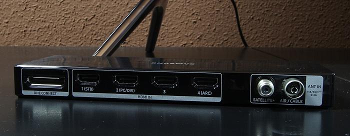 Samsung UE60KS7090 One Connect Box2