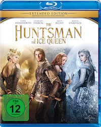 The Huntsman and the Ice Queen Blu-ray Disc