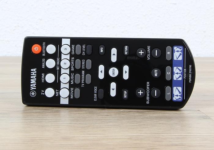 Yamaha YSP-1600 Fernbedienung