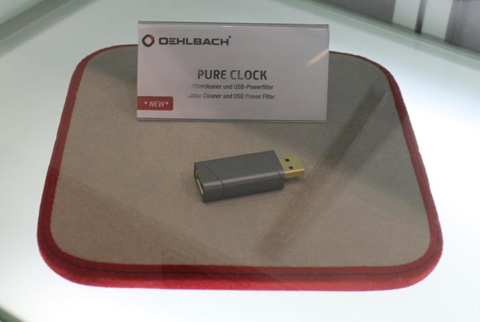 Oehlbach Pure Clock