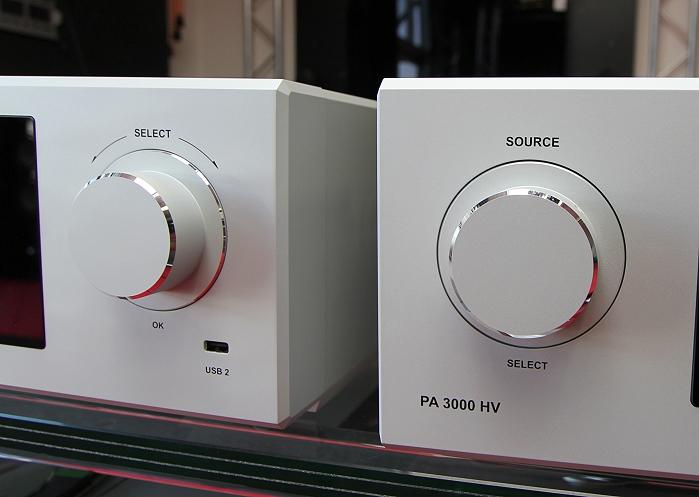 T+A MP3000HV PA3000HV Bedienelemente1