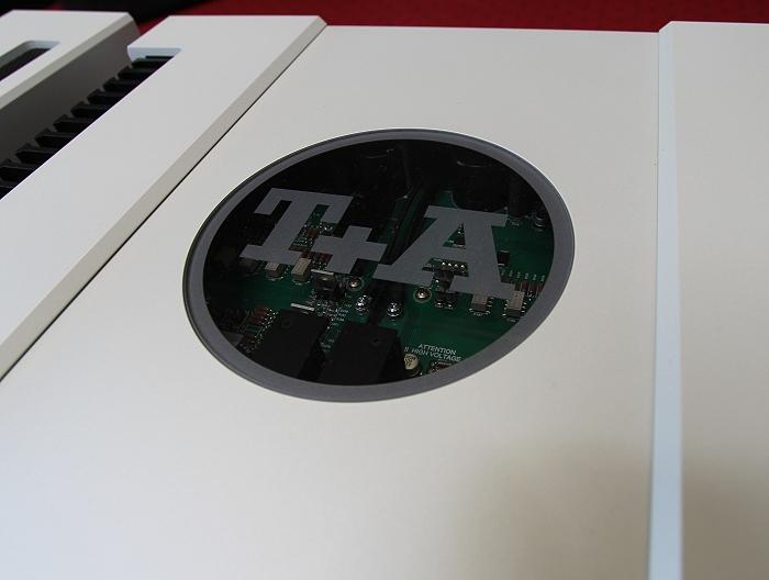 T+A PA3000HV Detail