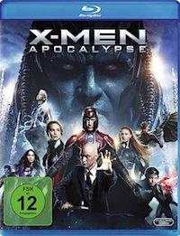 X-Men - Apocalypse Blu-ray Disc