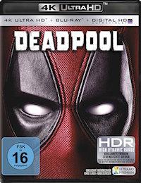 Deadpool Ultra HD Blu-ray
