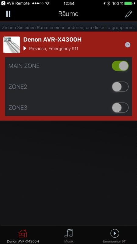 Denon AVR-X4300H App 14