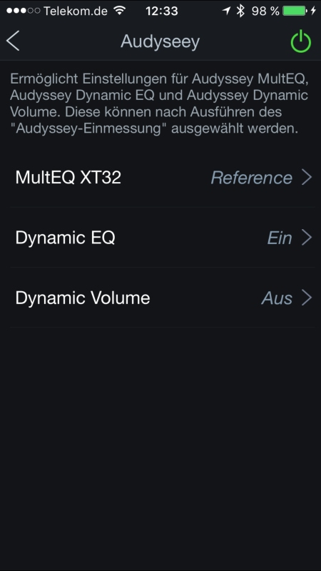 Denon AVR-X4300H App 3