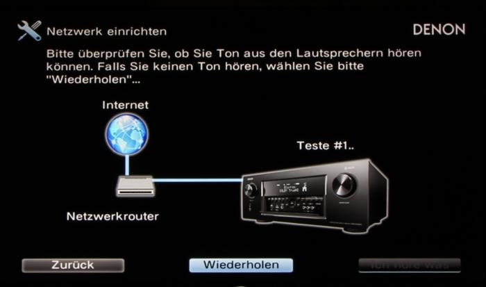 Denon AVR-X4300H Screenshot 23