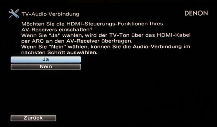 Denon AVR-X4300H Screenshot 24