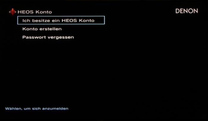 Denon AVR-X4300H Screenshot 32
