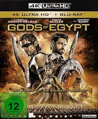 Gods of Egypt Ultra HD Blu-ray
