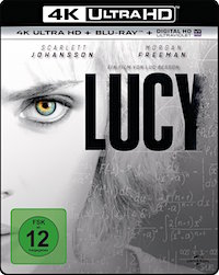 Lucy Ultra HD Blu-ray