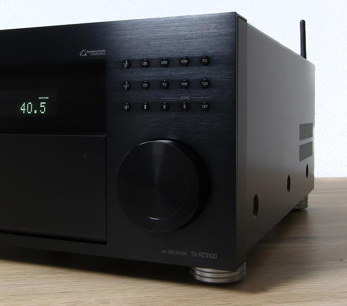 Onkyo-TX-RZ3100-Bedienelemente