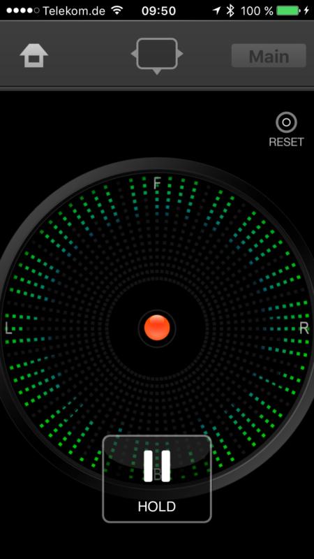 Pioneer SC-LX801_App_Balance