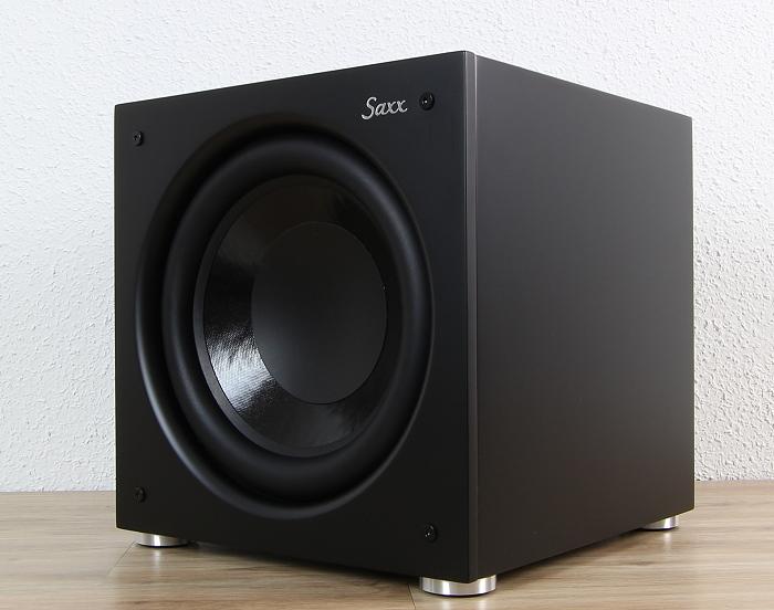 Saxx deepSOUND DS 10 Front Seitlich2
