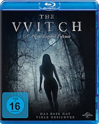 The Witch Blu-ray Disc