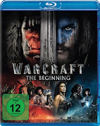 Warcraft - The Beginning Blu-ray Disc
