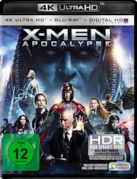 X-Men Apocalypse Ultra HD Blu-ray