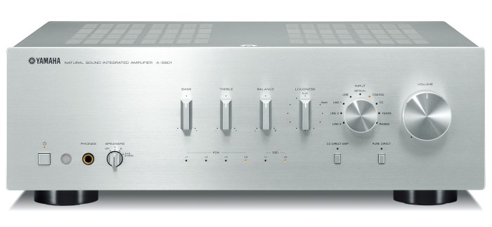 Yamaha A-S801_silver