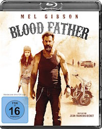 Blood Father Blu-ray Disc