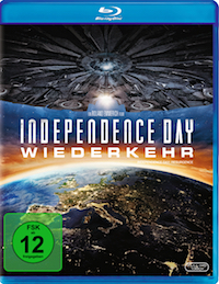 Independence Day - Wiederkehr Blu-ray Disc