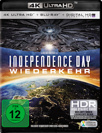 Independence Day Wiederkehr Ultra HD Blu-ray