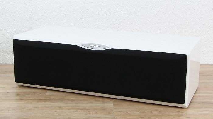 Quadral Platinum M10 Base Front Seitlich1