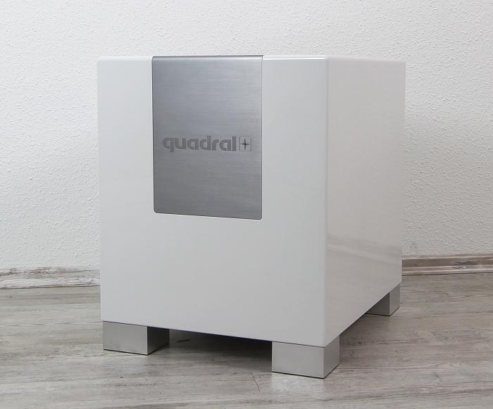 Quadral Qube 12 Front Seitlich