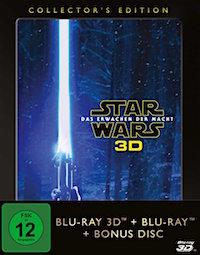 Star Wars - Das Erwachen der Macht Blu-ray 3D
