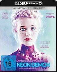 The Neon Demon Ultra HD Blu-ray