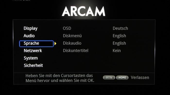Arcam_Solo_Movie_Menue_10