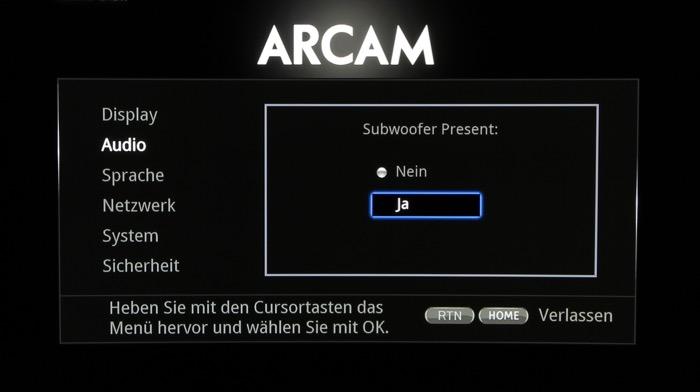 Arcam_Menue_7