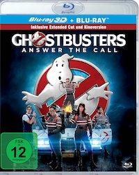 Ghostbusters Blu-ray 3D