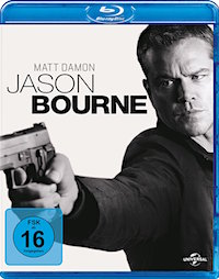 Jason Bourne Blu-ray Disc