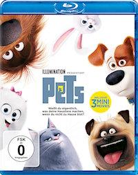 Pets Blu-ray Disc