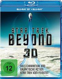 Star Trek Beyond Blu-ray 3D