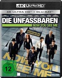 Die Unfassbaren - Now You See Me Ultra HD Blu-ray